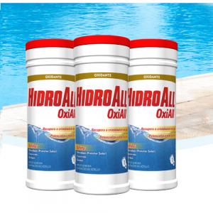 Oxiall Oxidante para Piscinas 1 litro